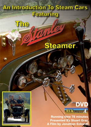 An Introduction To Steam Cars DVD